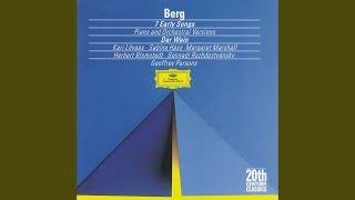 Berg: Sieben frühe Lieder - 3. Die Nachtigall