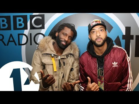 Wretch 32 In Depth with DJ Target