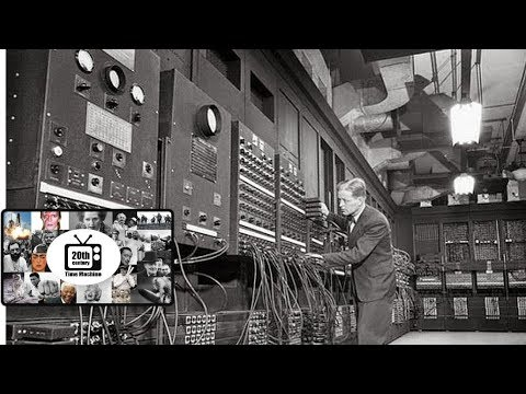 Computer History, Part 1: From Enigma to ENIAC and the UNIVAC.