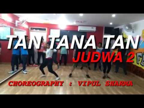 Chalti Hai Kya 9 Se 12  Dance Choreography   Judwaa 2   Freedom2dance   Vipul Sharma
