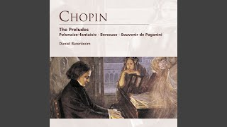Preludes Op. 28: No. 24 in D minor (Allegro appassionato)