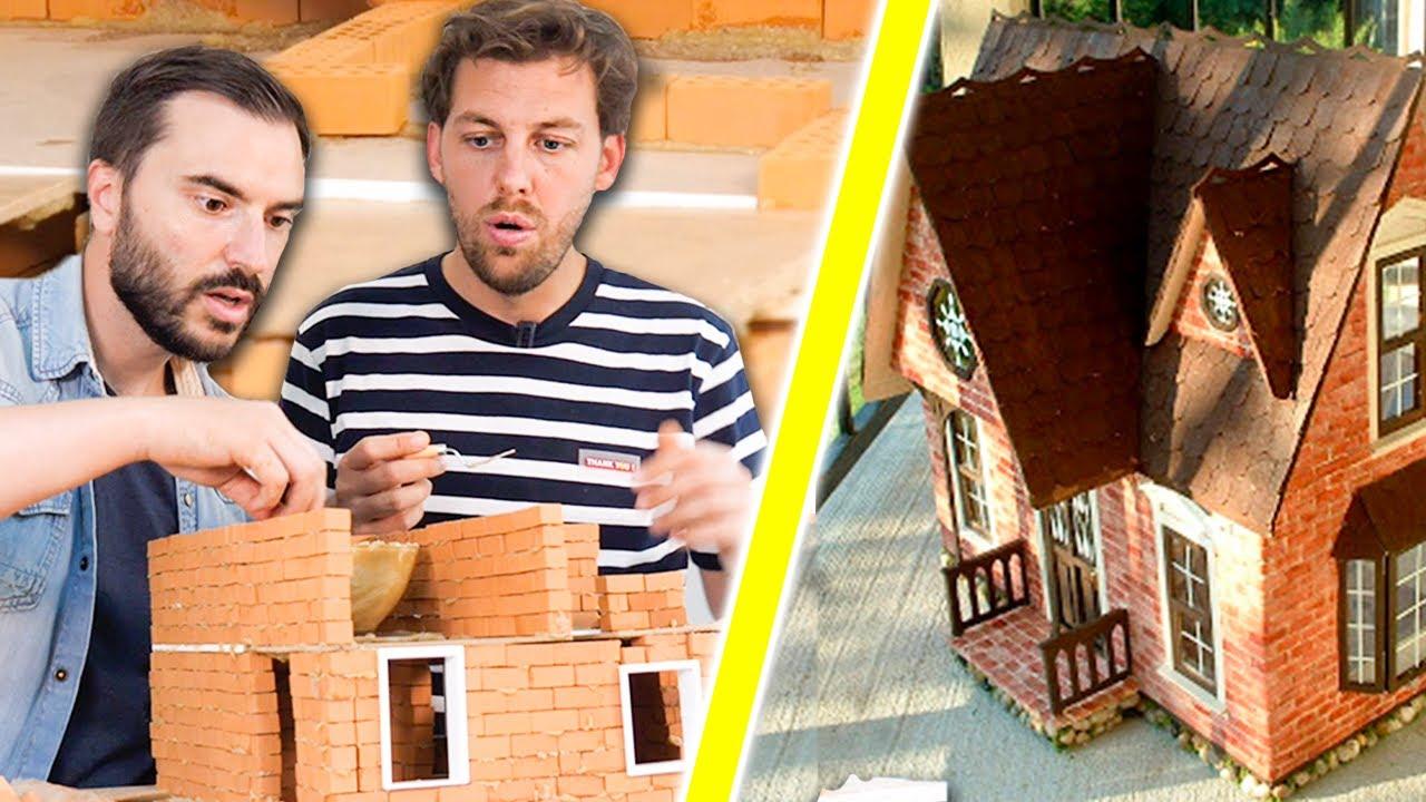 On construit la Maison de nos rêves ! (photo non contractuelle)