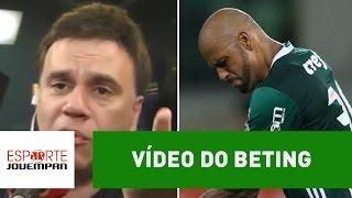 Palmeiras viu vídeo de Mauro Beting antes de pegar a Ponte thumbnail