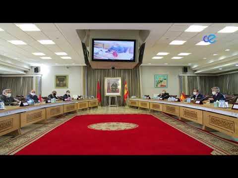 Grande-Marlaska refuerza en Marruecos la cooperación en materia migratoria