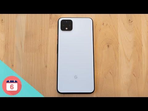 Google Pixel 4 - Overview, Setup, & Impressions