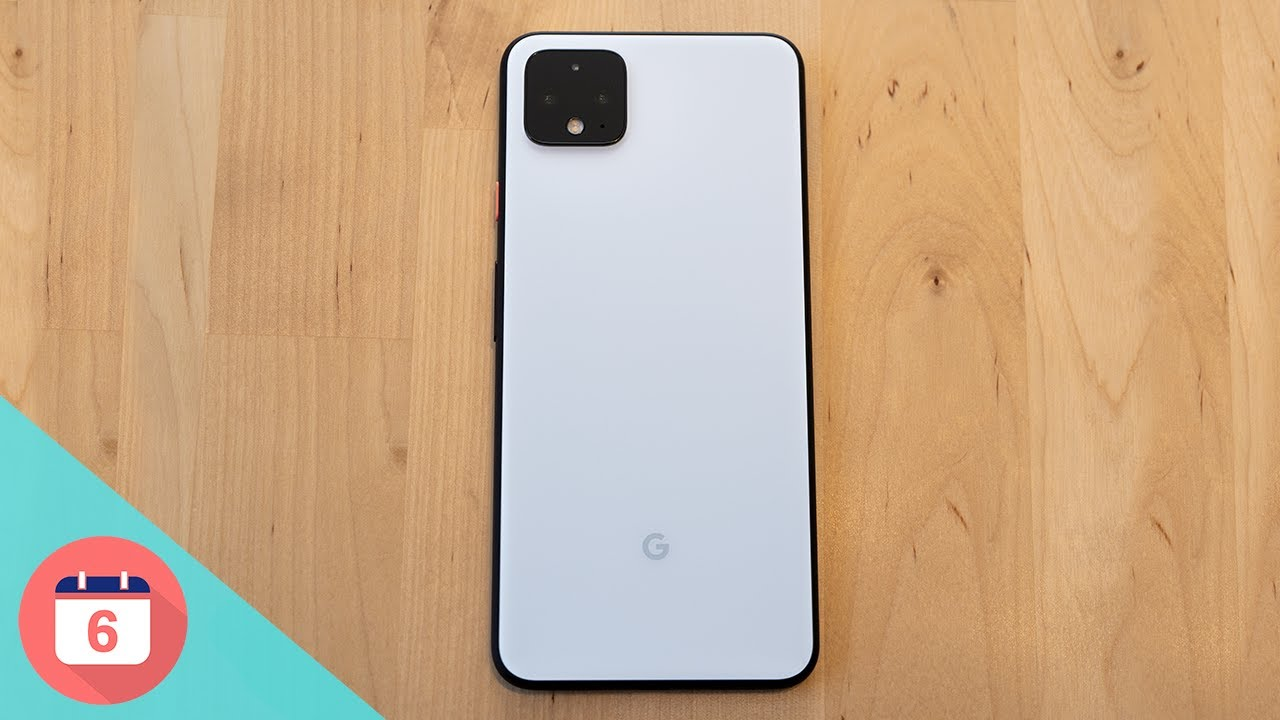Google Pixel 4 - overview, setup and impressions