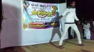 AthulAGD dance