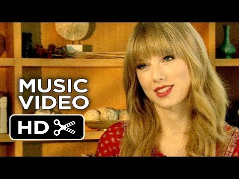 One Chance Music Video -  Sweeter Than Fiction by Taylor Swift (2013) - Music Movie HD