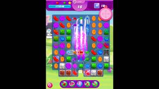 Candy Crush Saga ~ Level 290 ~ Hard Level ~ With Boosters ~ ★★★