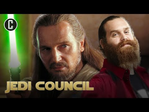 Will Qui-Gon Jinn Appear in the Obi-Wan Film? With Epic Meal Time Harley Morenstein - Jedi Council