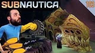subnautica 103   el taladro y la cabeza gigante   gameplay espaol