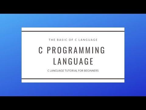 Basic of C Language Programming tutorial for beginners || part(1) thumbnail