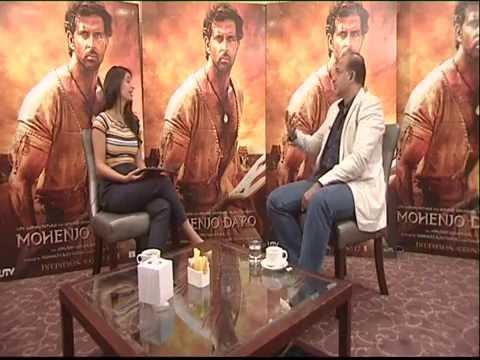 Anushka Arora Interviews Ashutosh Gowariker For Mohenjo Daro