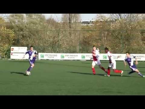 Illias MOUTHA-SEBTAOUI - Amazing Belgian goalkeeper U16