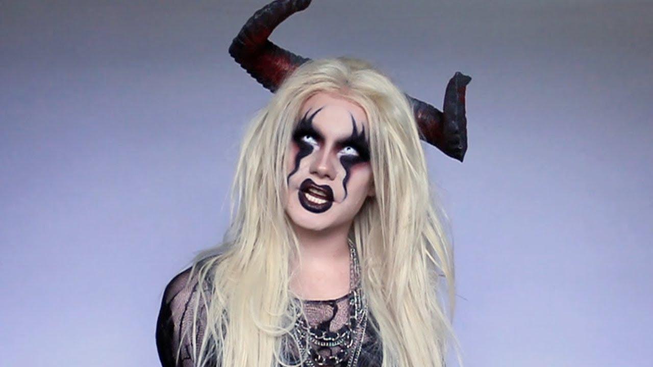 Satan Is A Drag Queen Youtube