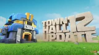 Clash of clans Town hall 12 update and Electro dragon look at the new Th12 and electro dragon | coc