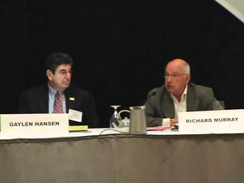Gaylen Hansen and Richard Murray -- Legal Liability for Auditors - International 2011