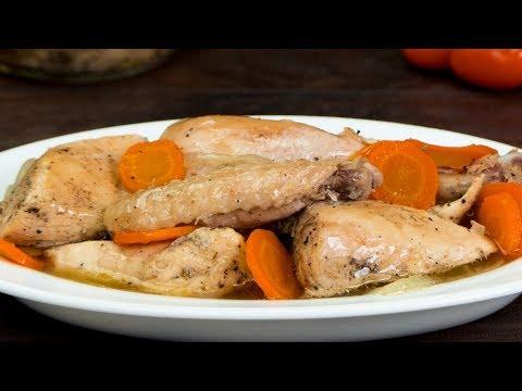 recette-de-poulet-juteux-et-délicieux-!-tout-le-secret-est-dans-le-pot-en-verre-!-ǀsavoureux.tv
