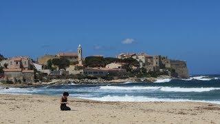 Korsika 2014 mit Berge & Meer