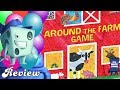 Around the Farm Game Review - with Tom Vasel