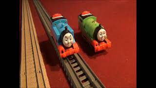 40th Video of 2021: Unboxing and Checkout Talking Thomas and Percy Train Set
