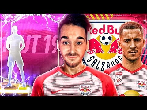 FIFA 19: Eden HAZARD beim FC Red Bull Salzburg!😍 Late Night Simulate to Glory Karriere !loots !vgo