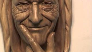 Ian Norbury Introduces His Woodcarving Masterclass - Carving A Face With Character