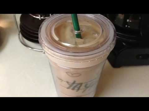 How To Make An Easy Iced Coffee Latte