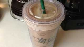 How To Make An Easy Iced Coffee (latte)