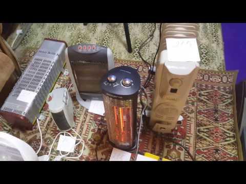 Выбор обогревателя с высоким КПД
