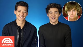 'High School Musical: The Musical: The Series' Stars Test Original Film Knowledge | TODAY Original