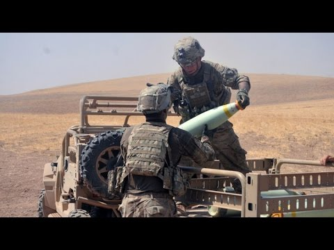 US admit using white phosphorus munitions in Iraq (Warning: Disturbing images)
