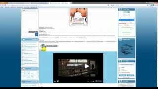 Видео-Урок добавления онлайн фильмов на сайт SOFIGRMUZ