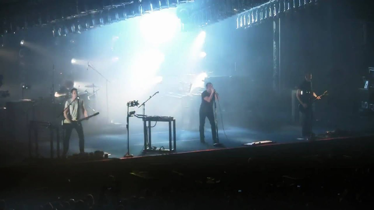 Nine Inch Nails - Last - Wave Goodbye Tour - Live in Chicago, 8.28 ...