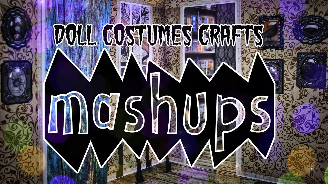 Mash Ups: Doll Costumes - Gudetama Costumes | Giant Panda Head | Gravity Falls
