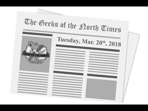 News of the North - 2018-03-20