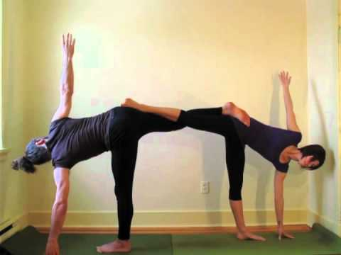 yoga deux avec guillaume et st youtube. Black Bedroom Furniture Sets. Home Design Ideas