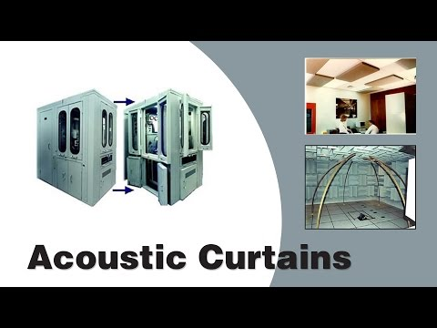 Acoustic Curtain Manufacturers, Suppliers, and Industry Information