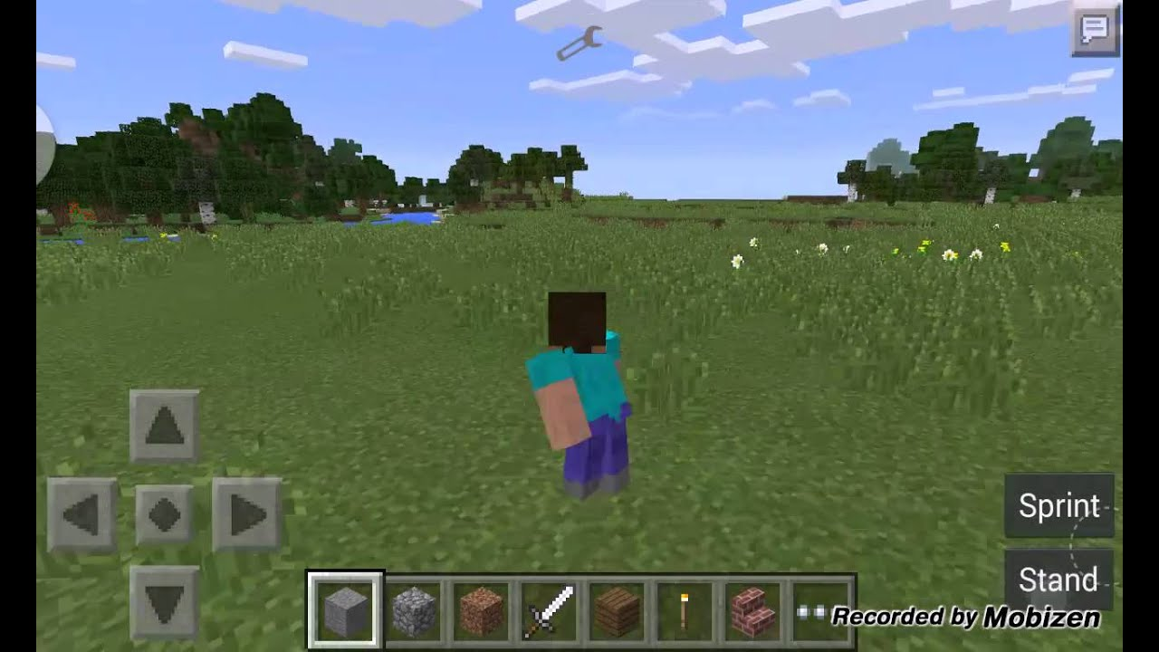 How to Crouch in Minecraft