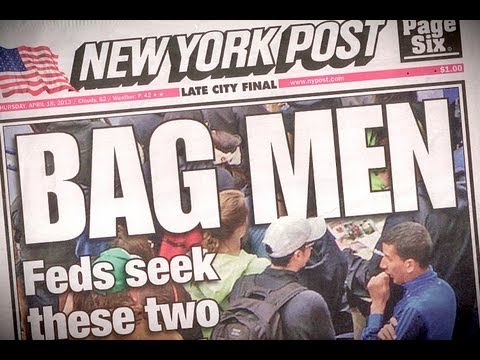 NY Post Falsely Accuses Innocent Teenagers of Being Boston Bombers
