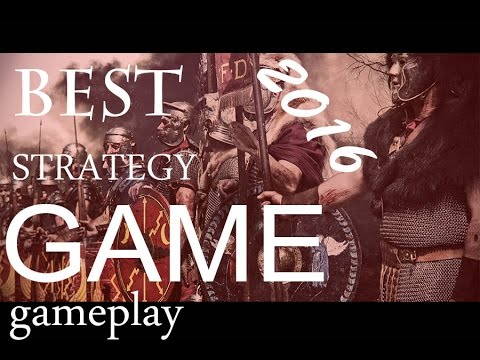 BEST STRATEGY GAME 2016! - ABSOLUTELY FREE (0AD GAMEPLAY)