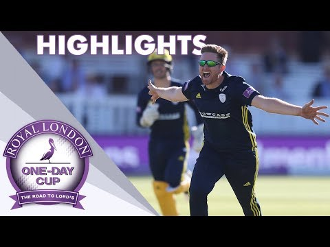 Kent v Hampshire | Royal London One-Day Cup Final 2018 - Highlights