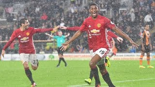 Hull City 0-1 Manchester United | Goal; Rashford | REVIEW