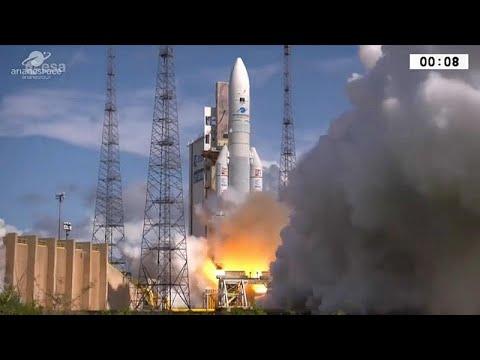 40° aniversário do foguetão Ariane