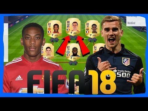 LUKAKU ADVENTURE Ep.3 - SIDSSYGT HOLD ! - FIFA 18 - DANSK