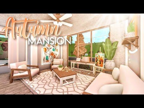 bloxburg|-autumnal-blush-mansion-|-house-build