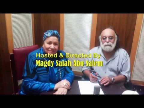 Magdy S. AboSalem, Hosts Dr. Anhar Hegazi, Former Deputy Executive Secretary of ESCWA