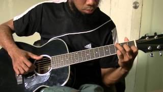 Tiến Quân Ca - Vietnam National Anthem on Acoustic Guitar