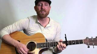 Hillsong Live - MAN OF SORROWS - Acoustic Tutorial