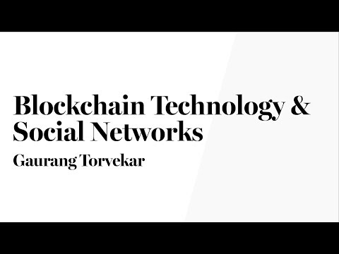 How Blockchain is Shaping Social Networks